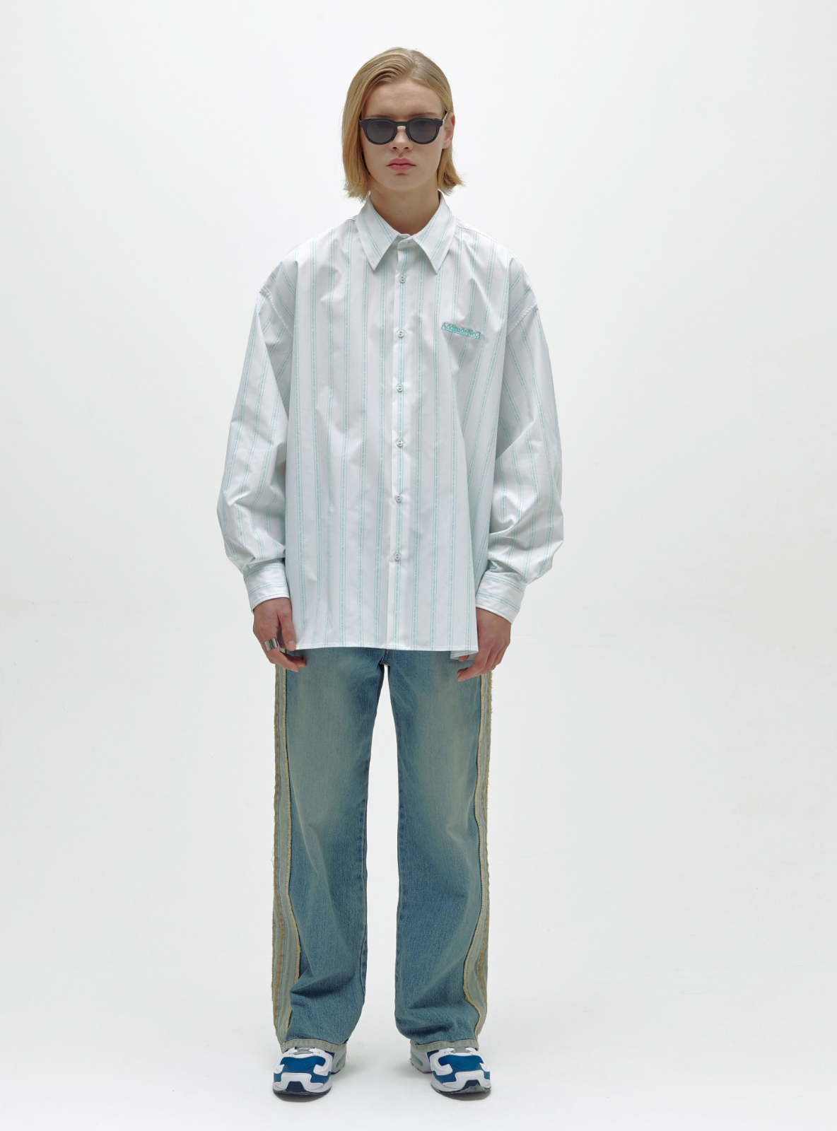 ADDITUDE No.1 AVANTGARDE SHIRT NEO MINT