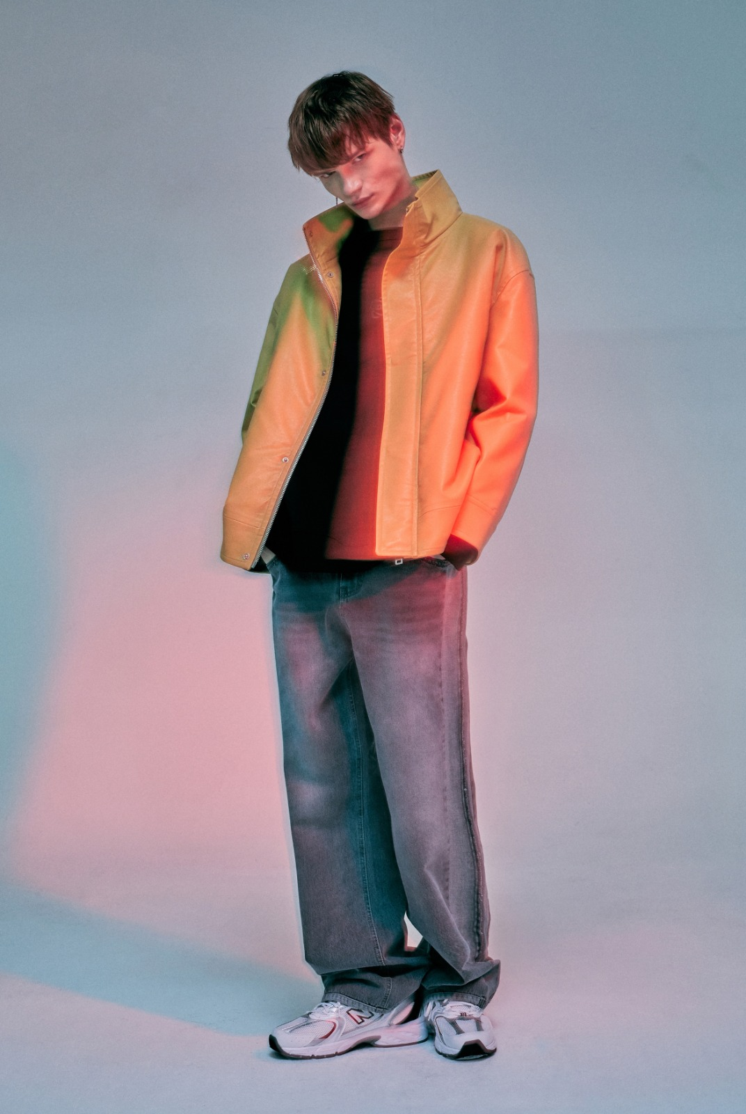 자체브랜드 - 20 F/W EDITORIAL LOOKBOOK