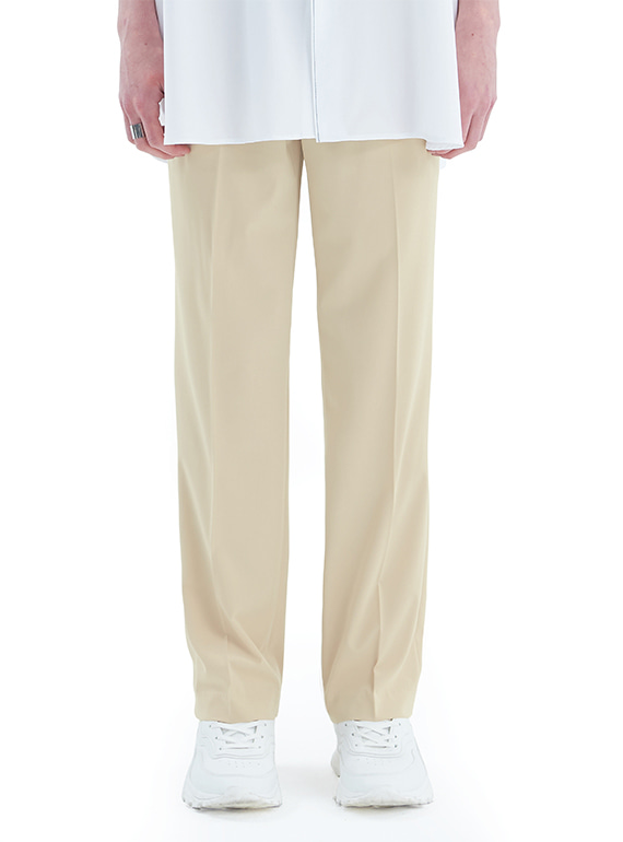 LONG WIDE SLACKS_SS BEIGE