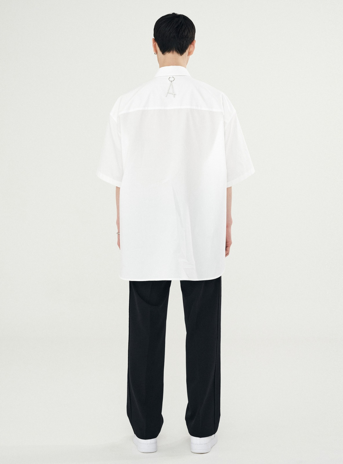 ADDITUDE No.4 AVANTGARDE SHIRT WHITE