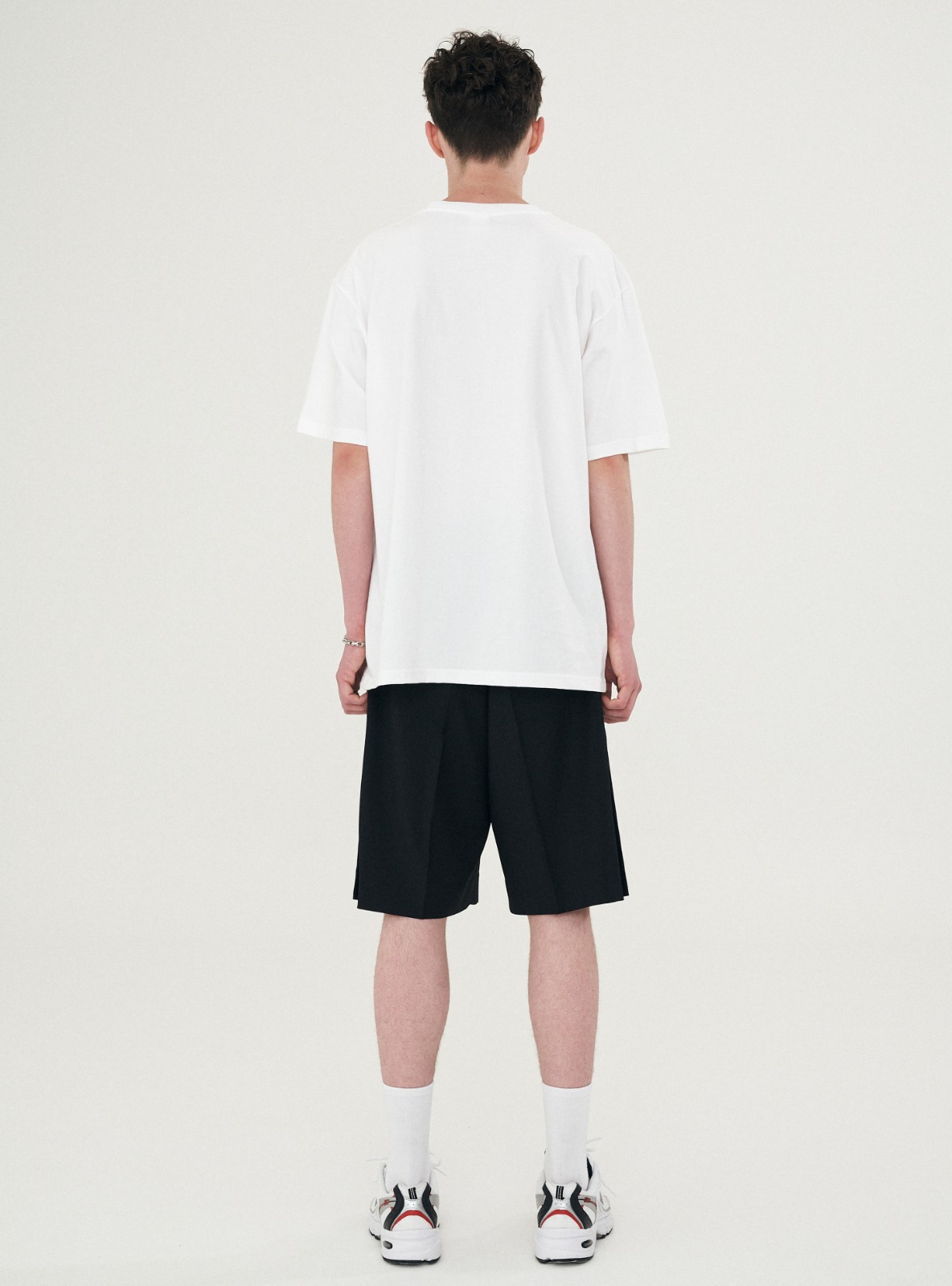 ADDITUDE LAYOUT TEE WHITE